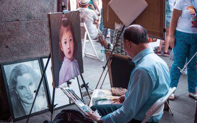 Learning Art